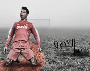 Design For Ronaldo by AmrYasserDesigner