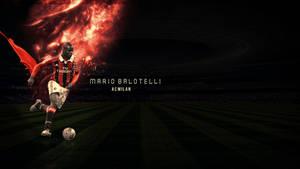 Mario Balotelli by AmrYasserDesigner
