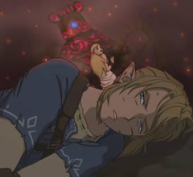 Fallen Hero by raiyneofgailin