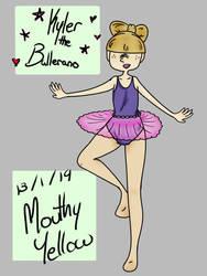 Ballerano by MouthyYellow