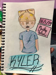 Kyler_8 by MouthyYellow