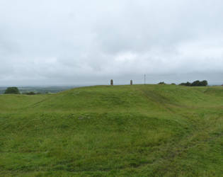 Hill of Tara by the-lil-leprechaun