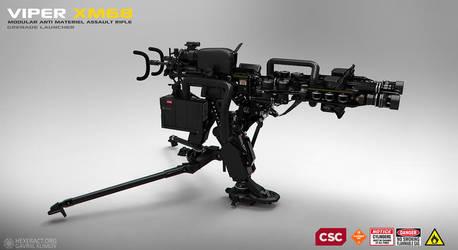 Viper XM68 by gavriilklimov