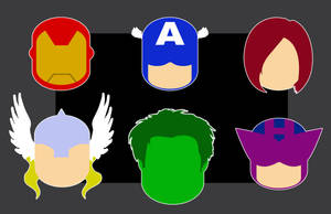 Avengers Mini Project by Yusef-Muhammed