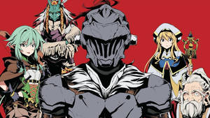 [Wallpaper] Goblin Slayer by tsXDrones
