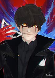 Persona 5 - Joker by Yong-Ryu