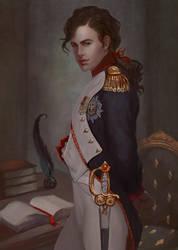 Napoleon by atroposdios