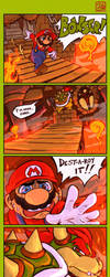 It's a Bowsette comic, I swear by sinDRAWS