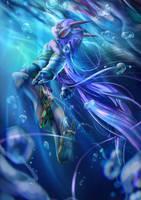 Sash Lilac by DanSyron