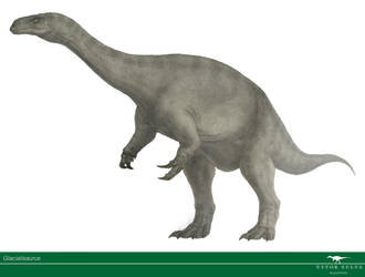 Glacialisaurus by Vitor-Silva