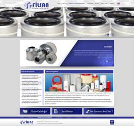 Filsan Web Design by MertNerukuc