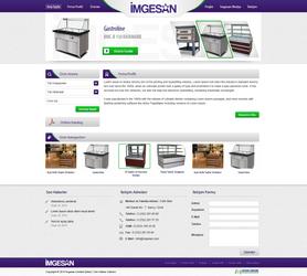 Imgesan Web Design by MertNerukuc