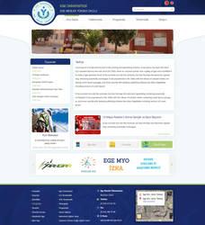 Egemyo Web Design by MertNerukuc