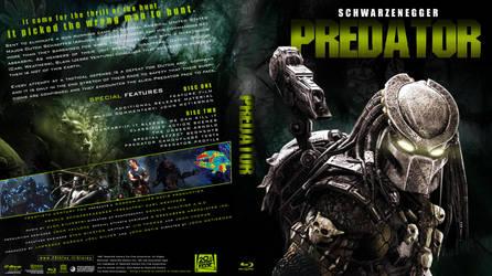 Predator Custom dvd/Blu ray cover by JamshedTreasurywala