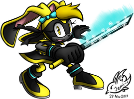 [COM] Rowser-Berry - Corn the Ninjabit by JemiDove