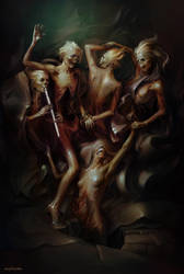 danse macabre by apterus