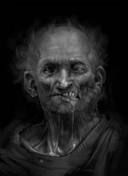 old guy by apterus