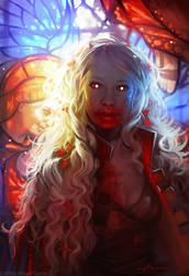 Vampire by apterus