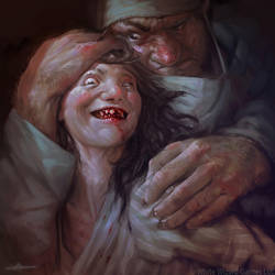 what a pretty smile by apterus