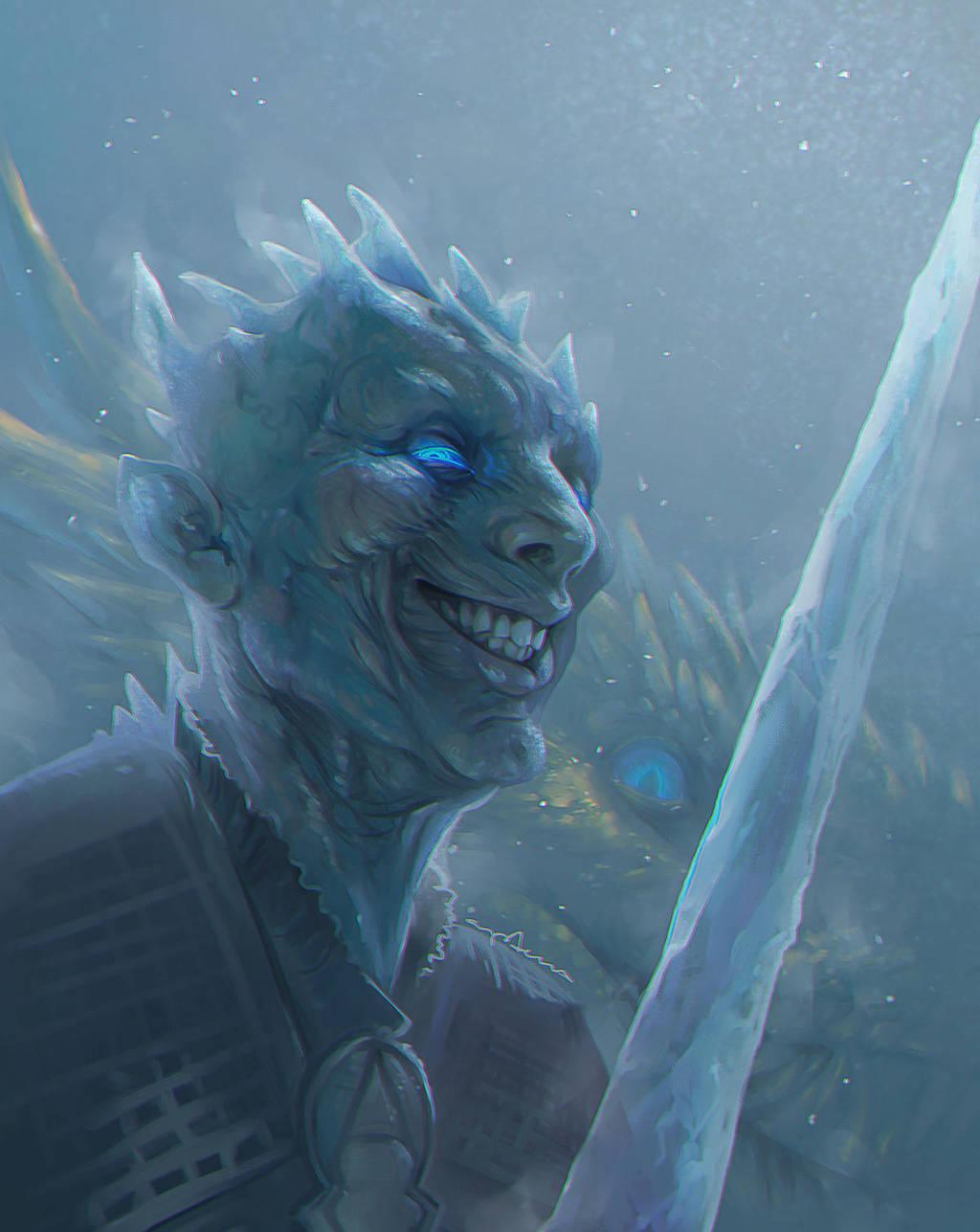 Night King by apterus