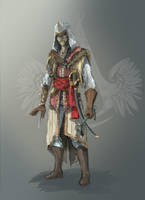 Assassin's Creed: Poland by PencilLover