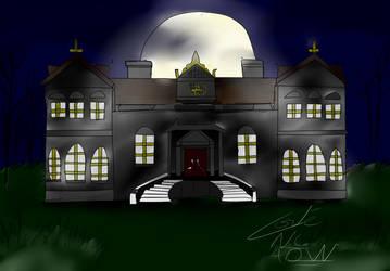 slender mansion