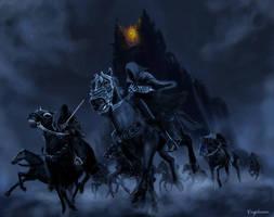 The Nine by engelszorn