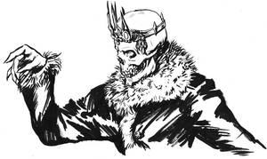 Skullking by engelszorn