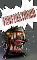 Frustration by engelszorn