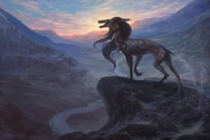 Gates Of Dawn by Elesteyzis