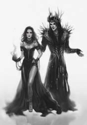 The first dress by Elesteyzis