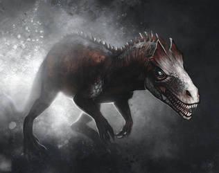 Dino by Elesteyzis