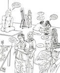 Firefly meets Art School. by CZGoldEdition