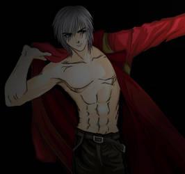 Dante by Deinslef