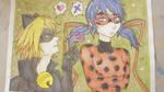 Miraculous Ladybug by MaryChayo