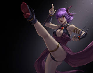 Ayane Final by Tropic02