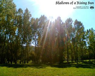 Shadows of a Rising Sun by skizo