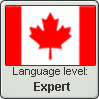 Canadian English Badge by MAD-as-a-HATTER12