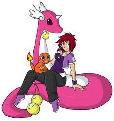 Roxi - Pokemon Trainer by jewelschan
