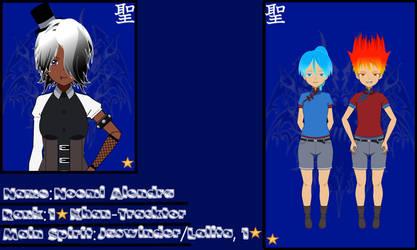 Noemi's ID by Inirias