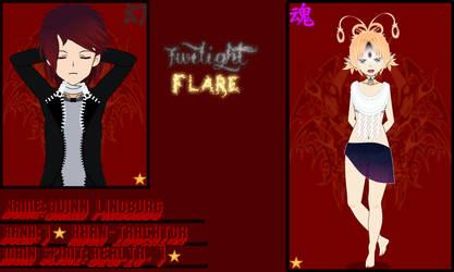 Team Twilight Flare's ID by Inirias