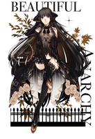 Closed: fall ] adoptable #7 [48 hr auction] by R0HI0