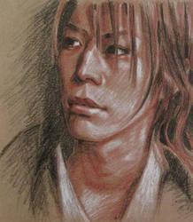 Kamenashi Kazuya by Greenday49