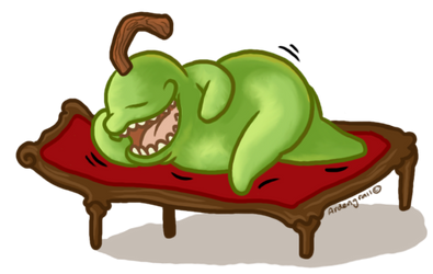 Paint me like one of your French Pears by Ardengrail