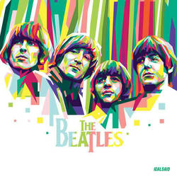 the beatles in wpap by icalsaid