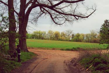 A Spring Evening by raskina