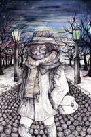 Winter Walk by raskina