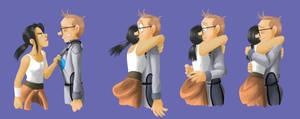 Chelly Hug COLOR by Ka-Star