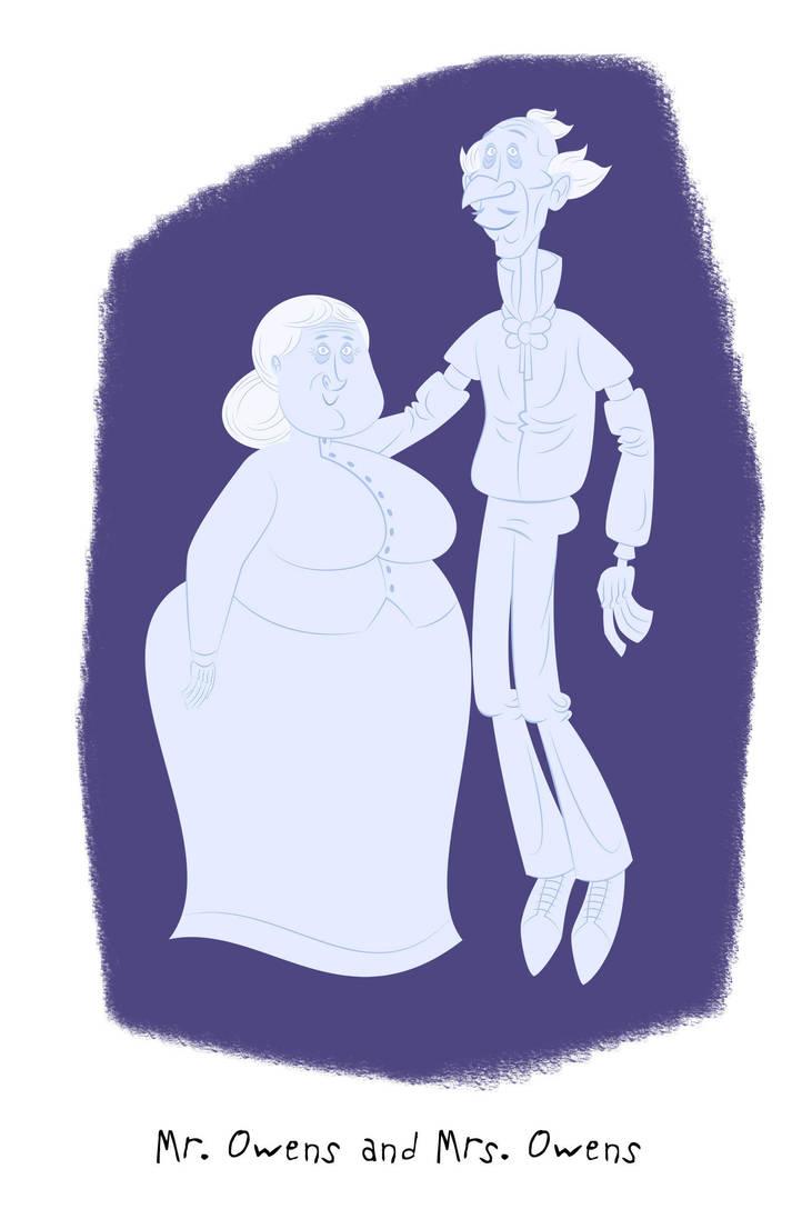 Mr. Mrs. Owens by ninomaljevic