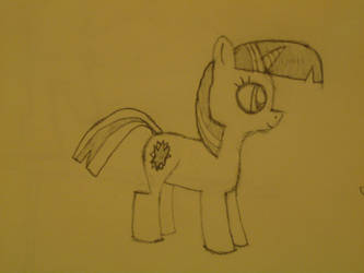 NATR Day 5: Pony as a Filly by anime-underdog
